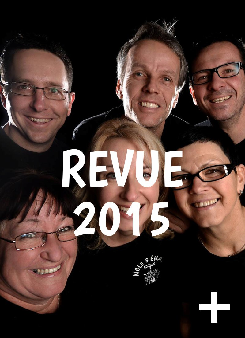 Album photo, revue 2015